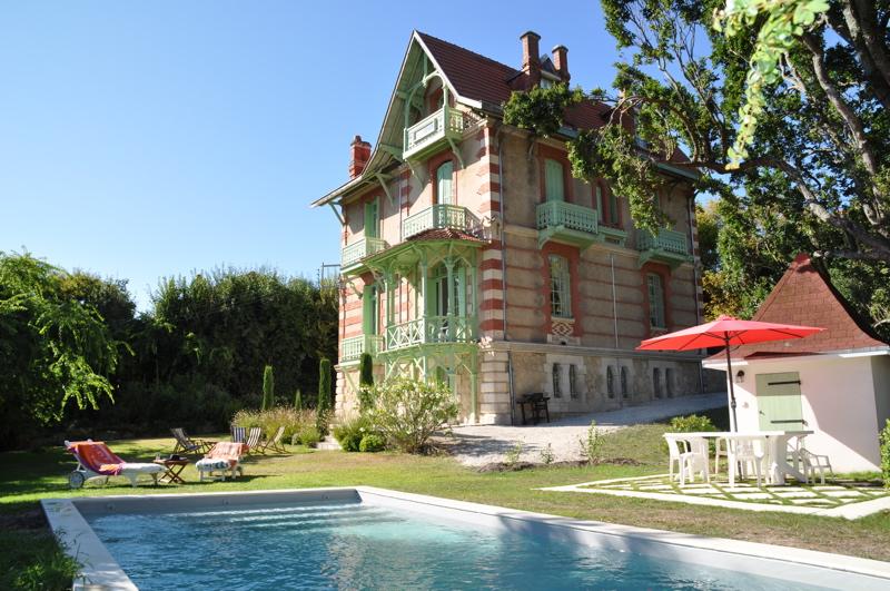 Villa / Maison Arcachon-plage à pied à louer à Arcachon