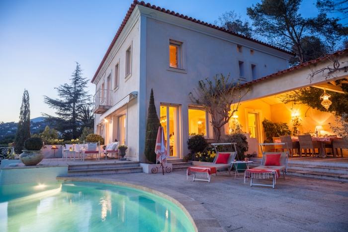Villa / Haus Saint paul de vence zu vermieten in Saint-Paul de Vence