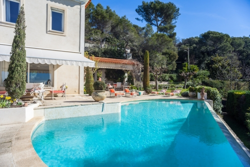 Location villa / maison saint paul de vence