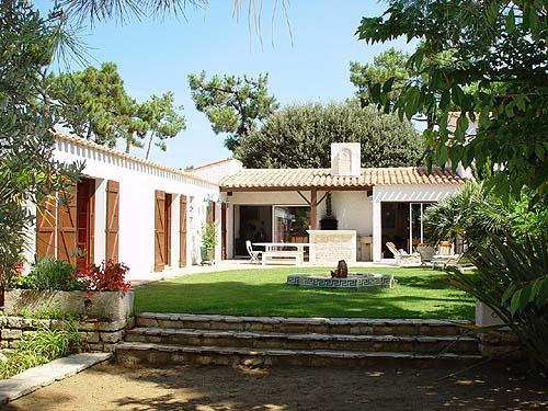 villa maison grand village louer ile dolron - Location Ile D Oleron Avec Piscine