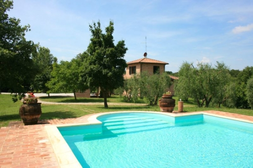 Villa / house Verde to rent in Lucignano