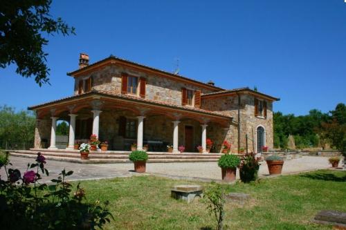 Reserve villa / house fosca