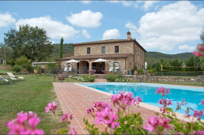 Villa / house Pace to rent in Civitella in Val di Chiana