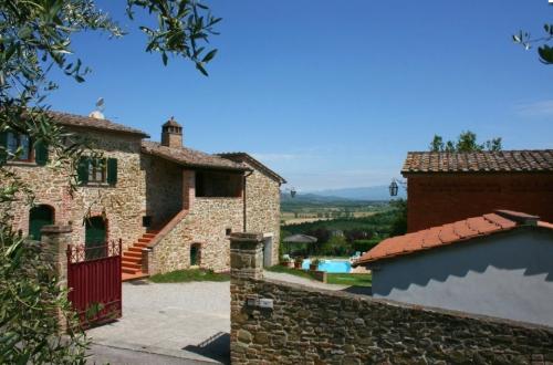 Villa / house san loren to rent in monte san savino