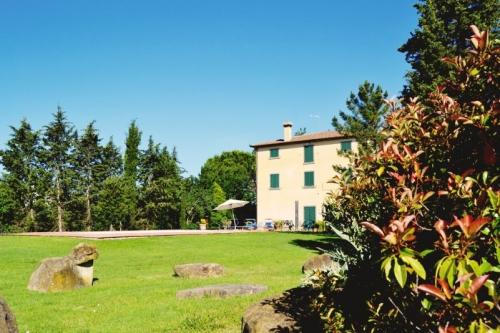 villa à Cortona, vue : Campagne