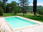 Château avec piscine privée