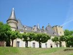 Schloss Chateau périgourdin zu vermieten in Zwischen Sarlat und Bergerac