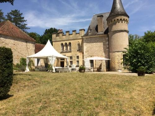 Property chateau chateau périgourdin