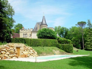 Holiday in house : aquitaine. dordogne