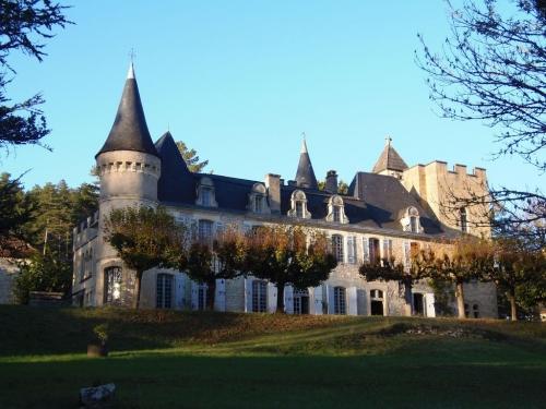 château chateau périgourdin