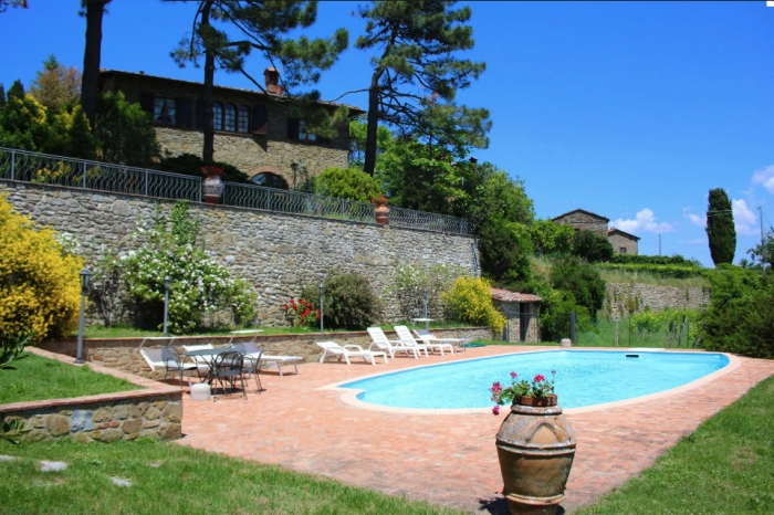 Villa / house Palazzo alto to rent in Monte San Savino