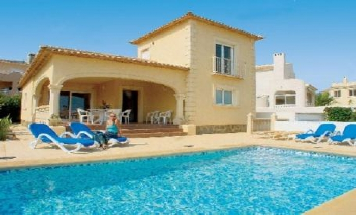 Villa / house MADERA to rent in La Nucia