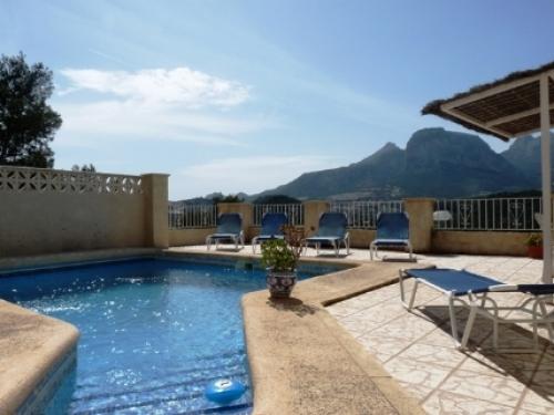 Villa / Maison AROMA à louer à Callosa d'en Sarria