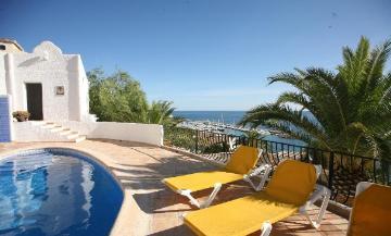 Property villa / house campomanes