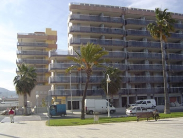 Apartment pompeya 4/6 to rent in peniscola