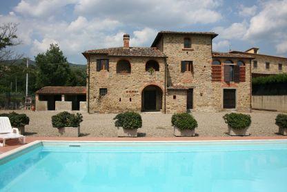 Villa / house Il pasqualino to rent in Arezzo