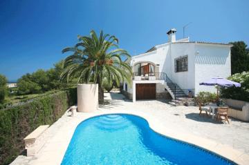 Villa / house Canela to rent in Javea