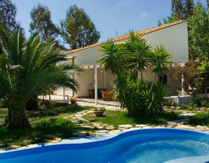 Villa / Maison Il gabbiano à louer à Scopello