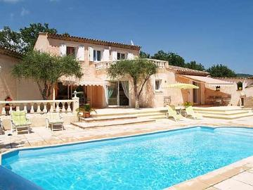 Villa / house Soleïade to rent in Saint Cezaire sur Siagne
