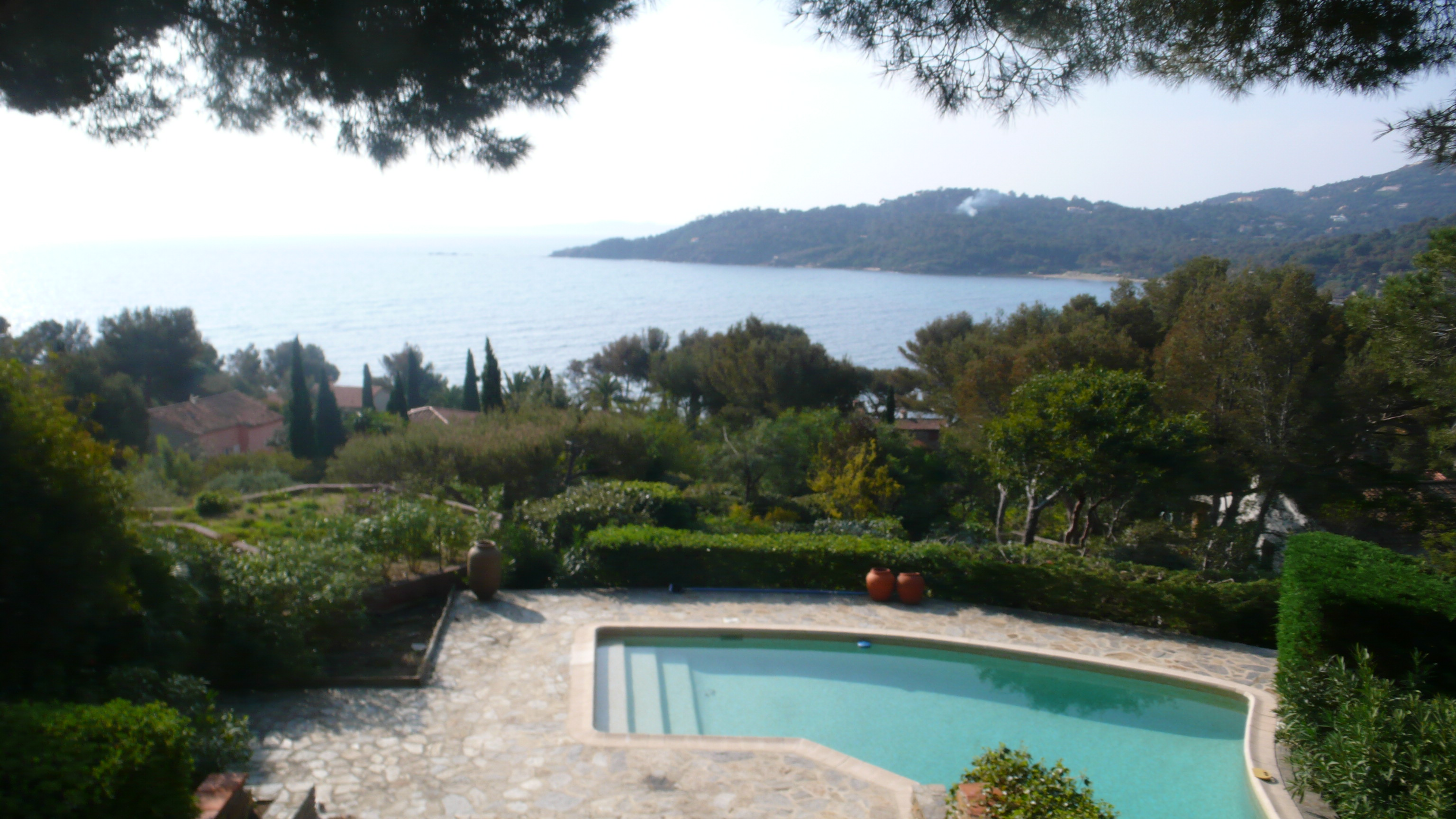 Location villa cap benat 11 personnes bena10 for France piscine