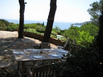 Property villa / house cap bénat