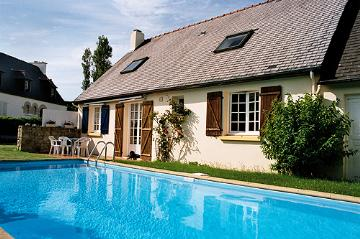 Villa / House Le Clos Du Bois To Rent In Brest
