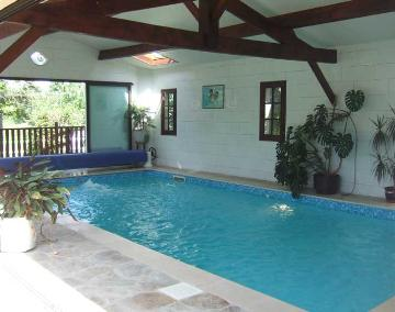 Indoor pool villa  Indoor pool villas - Holiday Villas - MONPV601 - B981 - MONLR601 ...