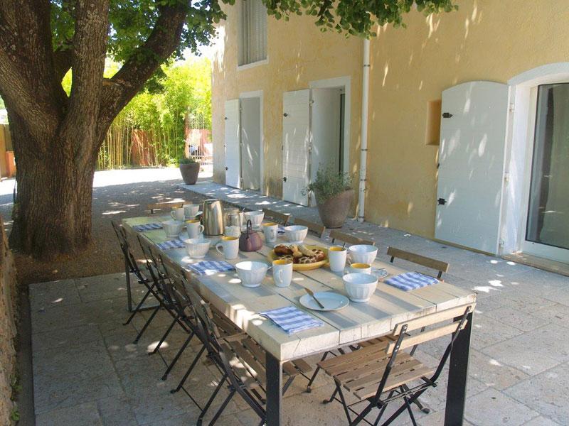 Réserver villa / maison bastide blanche