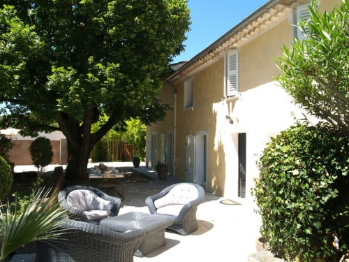 Villa / house Bastide blanche to rent in Salernes