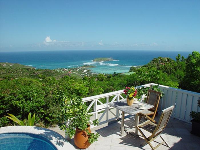 Villa / house Al to rent in Gustavia