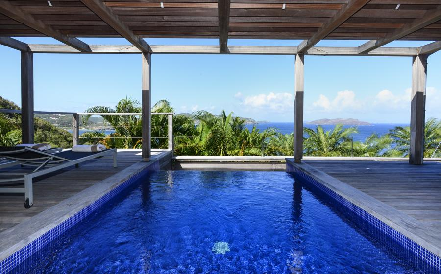 Villa / house Ba to rent in Gustavia