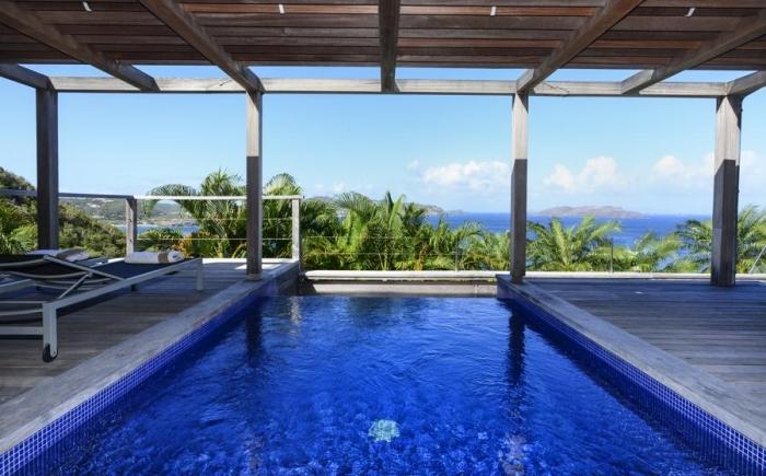 Villa / Maison Ba à louer à Gustavia