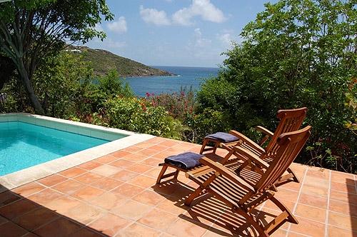 Villa / Maison Bo à louer à Gustavia