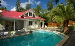Villa / house Es to rent in Gustavia
