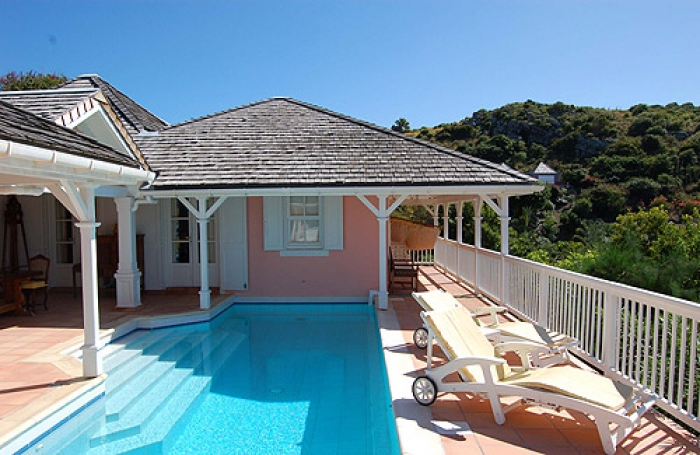 Villa / Maison Ga à louer à Gustavia