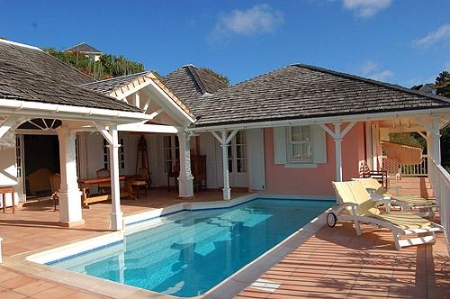 Villa / house Ga to rent in Gustavia