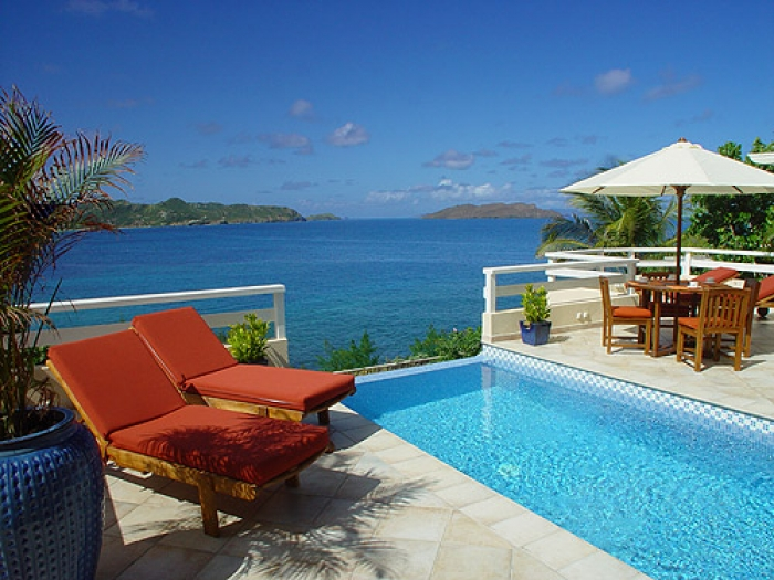 Villa / house In to rent in Gustavia