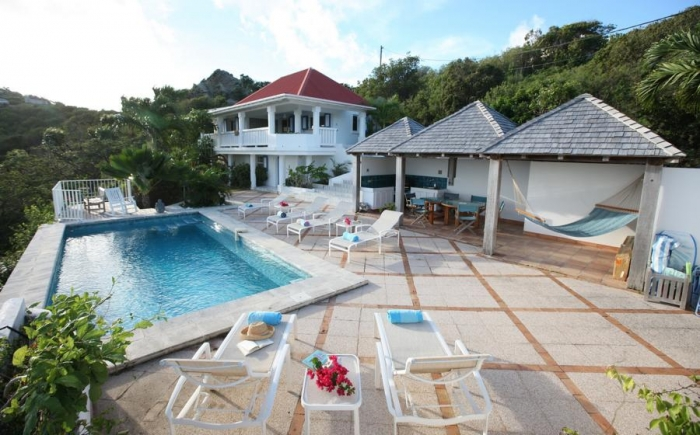 Villa / house Pp to rent in Gustavia