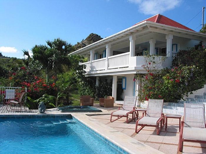 Villa / Maison Pp à louer à Gustavia
