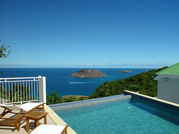Villa / house Ra to rent in Gustavia