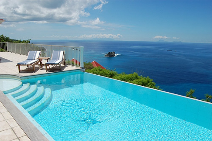 Villa / house Ma to rent in Gustavia