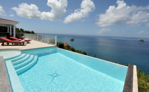Villa / Maison Ma à louer à Gustavia