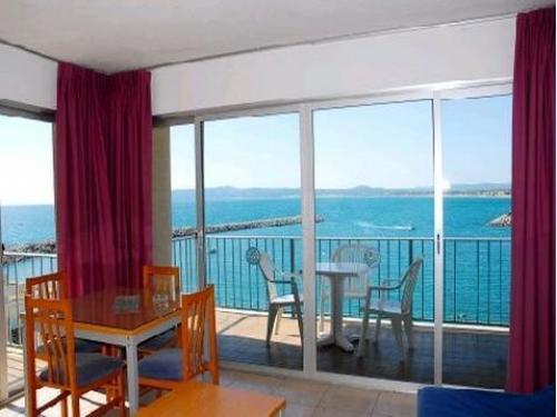 Apartment nautic 2/4 to rent in estartit