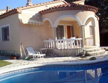 Maison indépendante Olivos à louer à Ametlla de Mar