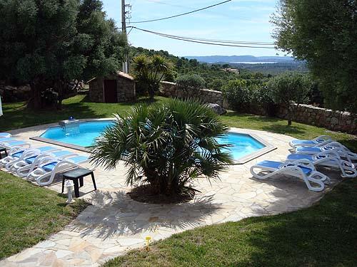 Location Villa Pinarellu Corse