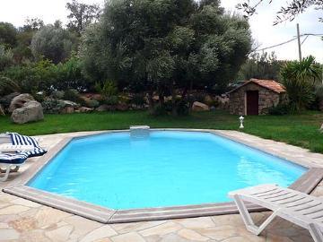 Location villa / maison pinarellu