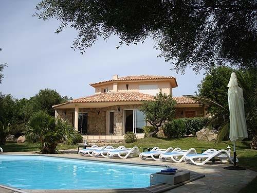 location villa luxe corse prestige charme piscine. Black Bedroom Furniture Sets. Home Design Ideas