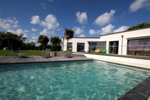 salzwasser pool ferien villa sto301 pb016 ale601. Black Bedroom Furniture Sets. Home Design Ideas