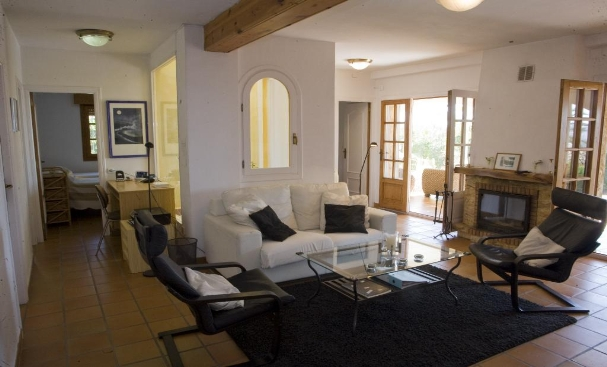 Villa / house finca colada to rent in altea