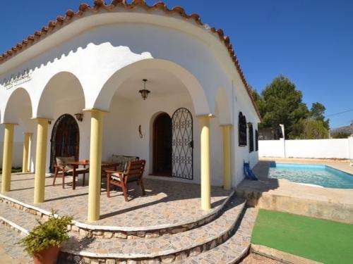 Reserve villa / house cristoulet